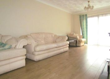 Thumbnail 3 bed terraced house to rent in Kingston Hill Avenue, Chadwell Heath, Romford