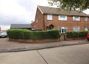 Thumbnail 3 bed semi-detached house for sale in St. Francis Way, Chadwell St. Mary, Grays
