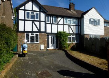 Thumbnail 5 bed detached house to rent in Hill Drive, Hove