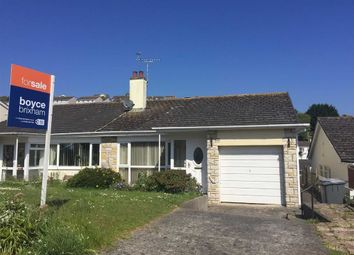 Thumbnail 2 bedroom semi-detached bungalow for sale in Maple Road, Higher Brixham, Brixham