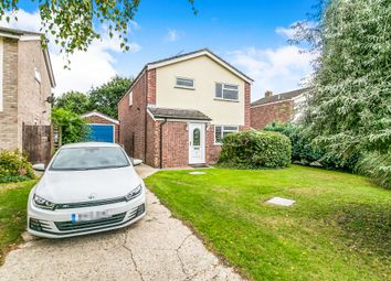 Thumbnail 5 bedroom detached house for sale in Oaklands, Leavenheath, Colchester