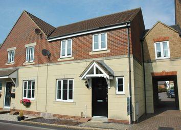 Thumbnail 3 bed detached house for sale in Jay Walk, Gillingham, Dorset