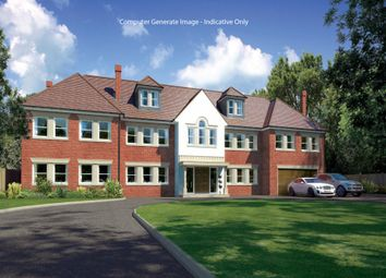 Thumbnail 4 bed detached house for sale in Nancy Downs, Oxhey Hall, Watford, Hertfordshire