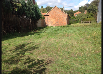 Thumbnail Land for sale in Top Road, Worlaby, Brigg