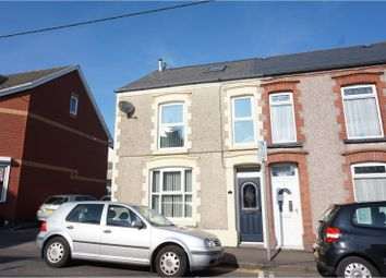 Thumbnail 4 bed semi-detached house for sale in Lime Street, Gorseinon