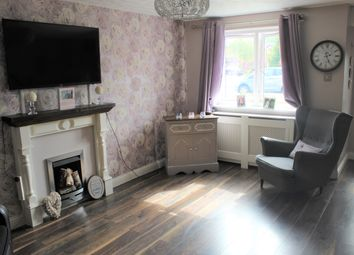 Thumbnail 2 bed terraced house for sale in Swallow Close, Gainsborough