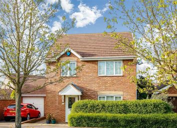 Thumbnail 3 bedroom detached house for sale in Rusland Circus, Emerson Valley, Milton Keynes, Bucks