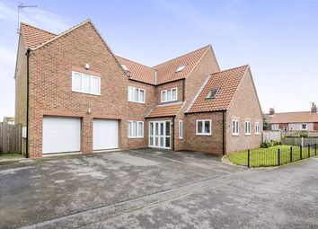Thumbnail 6 bed detached house for sale in Chapel Court, Camblesforth, Selby