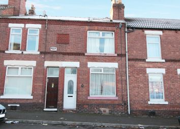 Thumbnail 3 bed terraced house for sale in King Edward Road, Doncaster, West Yorkshire