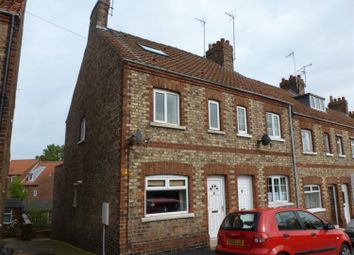Thumbnail 3 bed end terrace house to rent in Wentworth Street, Malton, York
