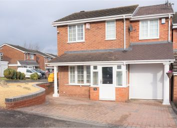 Thumbnail 3 bed detached house for sale in St. Brades Close, Oldbury