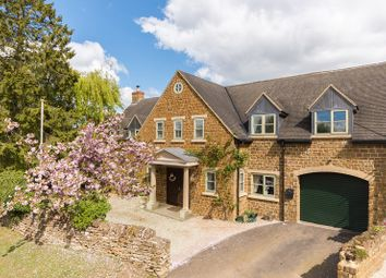 Thumbnail 7 bed detached house for sale in Southrop Road, Hook Norton, Banbury