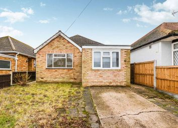 Thumbnail 3 bed detached bungalow for sale in Chelmsford Road, Holland-On-Sea, Clacton-On-Sea