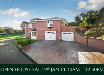 Thumbnail 3 bed detached house for sale in Ottervale Road, Budleigh Salterton
