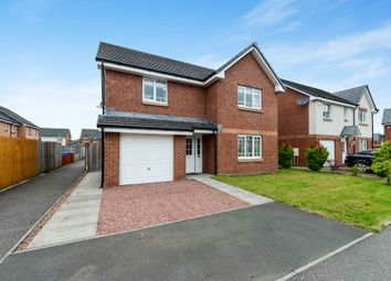 Thumbnail Detached house for sale in Glenfinnan Drive, Dumbarton