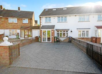 Thumbnail 4 bed detached house for sale in Keston Close, Welling, Kent