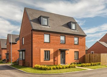 """Thumbnail 5 bedroom detached house for sale in """"Maddoc"""" at Langaton Lane, Pinhoe, Exeter"""