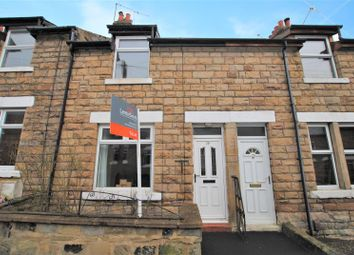 Thumbnail 2 bed terraced house to rent in Pearl Street, Harrogate, North Yorkshire