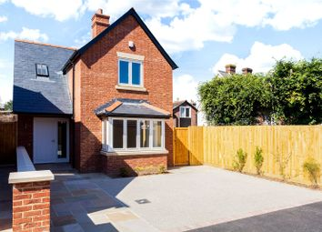 Thumbnail 3 bed detached house for sale in Fairview Road, Salisbury, Wiltshire