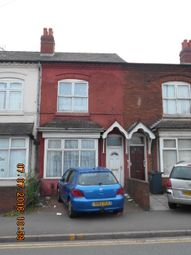 Thumbnail 3 bed terraced house for sale in Green Lane, Small Heath