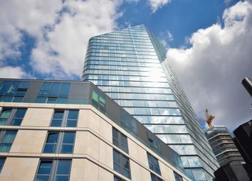 Thumbnail 1 bed flat for sale in Chronicle Tower, City Road, London