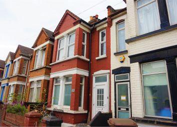Thumbnail 3 bedroom terraced house for sale in Rainham Road, Chatham