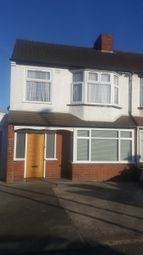 Thumbnail 3 bedroom end terrace house to rent in Stafford Road, Croydon