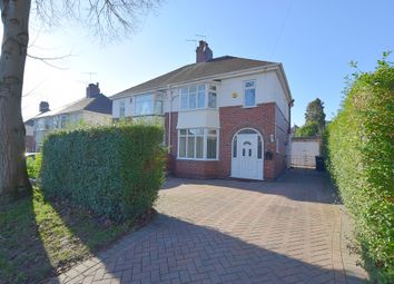 Thumbnail 3 bedroom semi-detached house to rent in Lincoln Avenue, Clayton, Newcastle