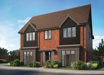 """Thumbnail 5 bedroom detached house for sale in """"Notley"""" at Old Wokingham Road, Crowthorne"""