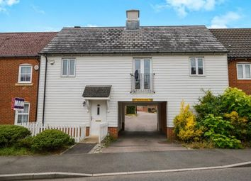 Thumbnail 1 bed terraced house for sale in Imperial Way, Ashford, Kent, .