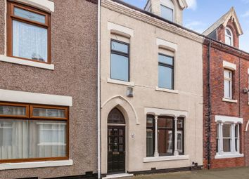 Thumbnail 5 bed terraced house for sale in Kilwick Street, Hartlepool