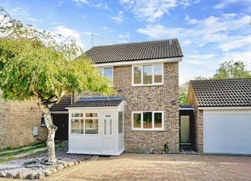 Thumbnail 4 bed detached house for sale in Crabapple Close, Sawtry, Huntingdon