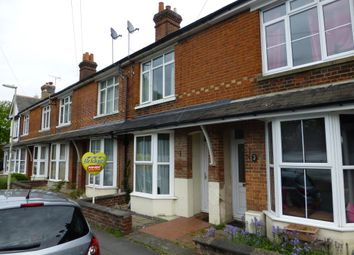 Thumbnail 2 bedroom terraced house to rent in Elm Grove Road, Farnborough