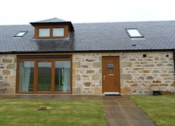 Thumbnail 3 bed flat to rent in Linkwood Farm Cottages, Elgin