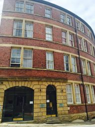 Thumbnail 1 bed flat to rent in Mazda Building, St. Peters Close, Sheffield