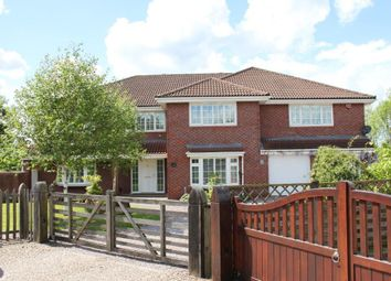 Thumbnail 5 bed detached house for sale in The Paddocks, Ripley, Derbyshire