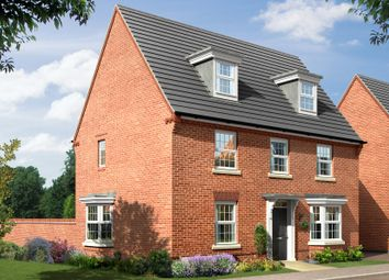 "Thumbnail 3 bed detached house for sale in ""Emerson"" at Birmingham Road, Bromsgrove"
