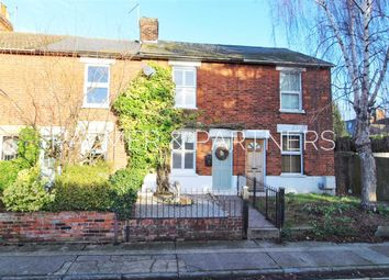 Thumbnail 2 bed terraced house for sale in Manor Road, St. Mary's, Colchester