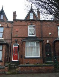 Thumbnail 3 bed terraced house to rent in Victoria Avenue, Leeds, West Yorkshire
