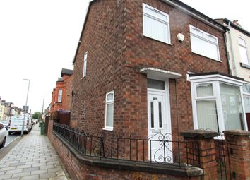Thumbnail 3 bedroom end terrace house to rent in Brownlow Road, New Ferry, Wirral