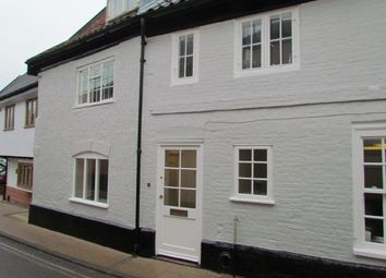 Thumbnail 1 bedroom flat to rent in Chediston Street, Halesworth