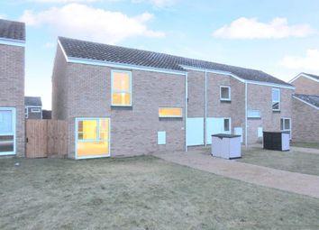 Thumbnail 3 bedroom end terrace house to rent in Walnut Close, RAF Lakenheath, Brandon