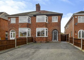Thumbnail 3 bedroom semi-detached house for sale in Bennett Street, Long Eaton, Nottingham