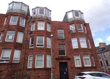 Thumbnail 1 bed flat to rent in Mount Pleasant Street, Greenock
