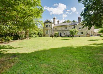 Thumbnail 4 bed flat for sale in Little Walden Hall, Little Walden, Saffron Walden, Essex