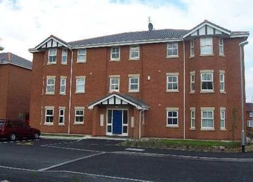 Thumbnail 1 bed flat to rent in Finsbury Close, Great Sankey, Warrington