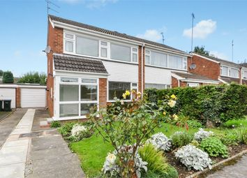 Thumbnail 3 bed semi-detached house for sale in Grendon Close, Tile Hill Village, Coventry