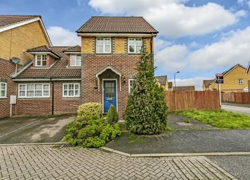 Thumbnail 3 bed semi-detached house for sale in Bakers Gardens, Carshalton, Surrey