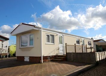 Thumbnail 2 bed mobile/park home for sale in Surrey Hills Park, Normandy