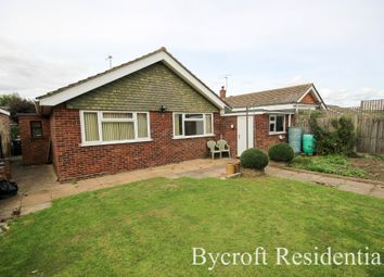 Thumbnail 2 bed detached bungalow for sale in Crosstead, Great Yarmouth